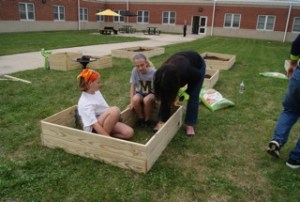 Live Civilly - Moorestown UES Gardening Project