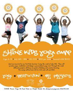 Live Civilly - SHINE Yoga