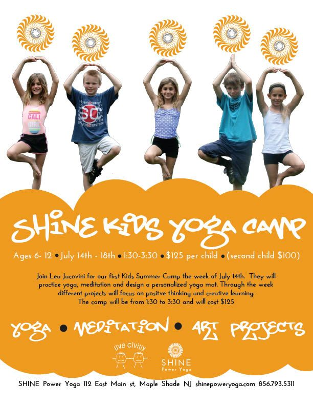 Live Civilly - SHINE Yoga