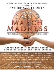 Mach Madness Tournament of Giving