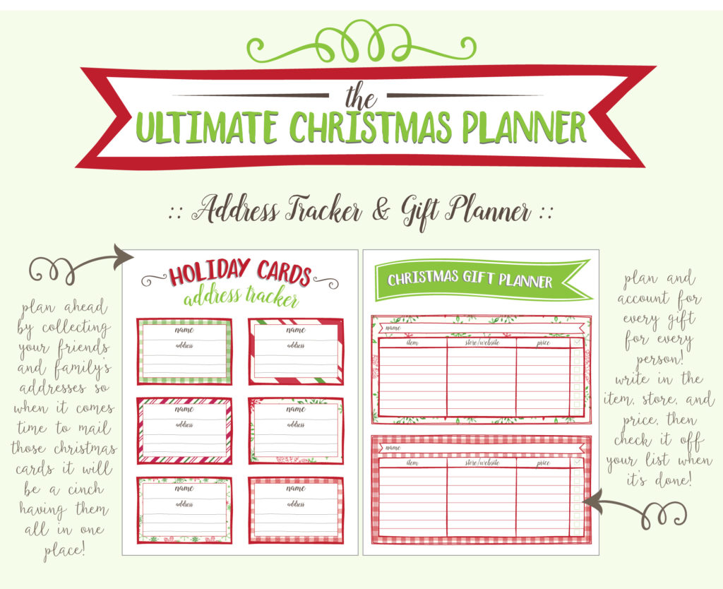 Free Printable Christmas T Tags And Labels