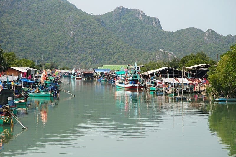 Yot Time Sam Night Park Khao Roi Thailand National