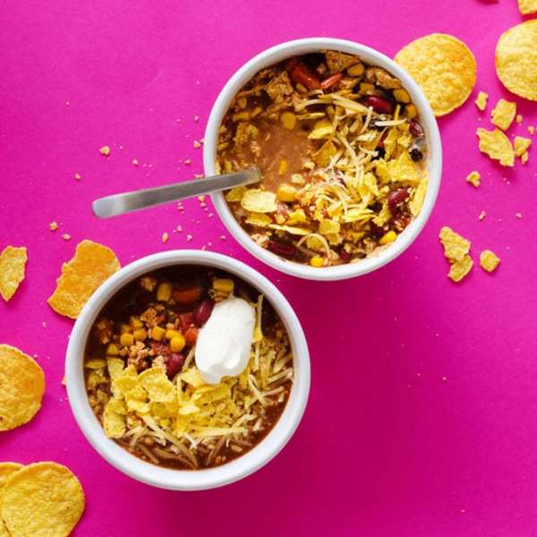 Easy Vegetarian Taco Soup