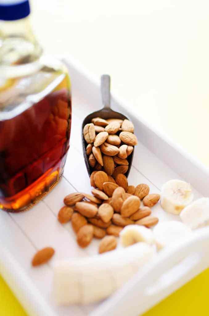 Almond Maple Smoothie