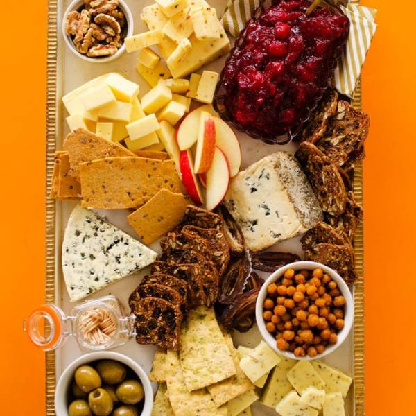 1 2 3 Cheese Board: Your guide to the ultimate vegetarian cheese board