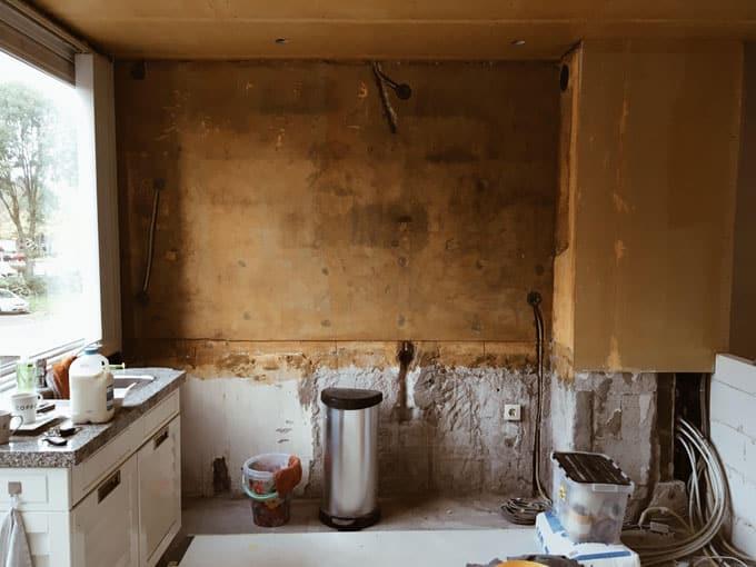Home Renovation Part 1: Tear Down