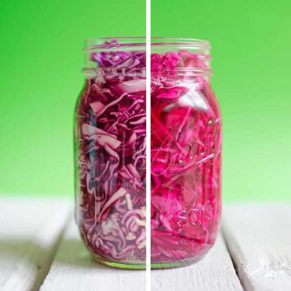 Breaking down the basics of how to add delicious and tangy crunch to your life with this guide to easy Pickled Red Cabbage!