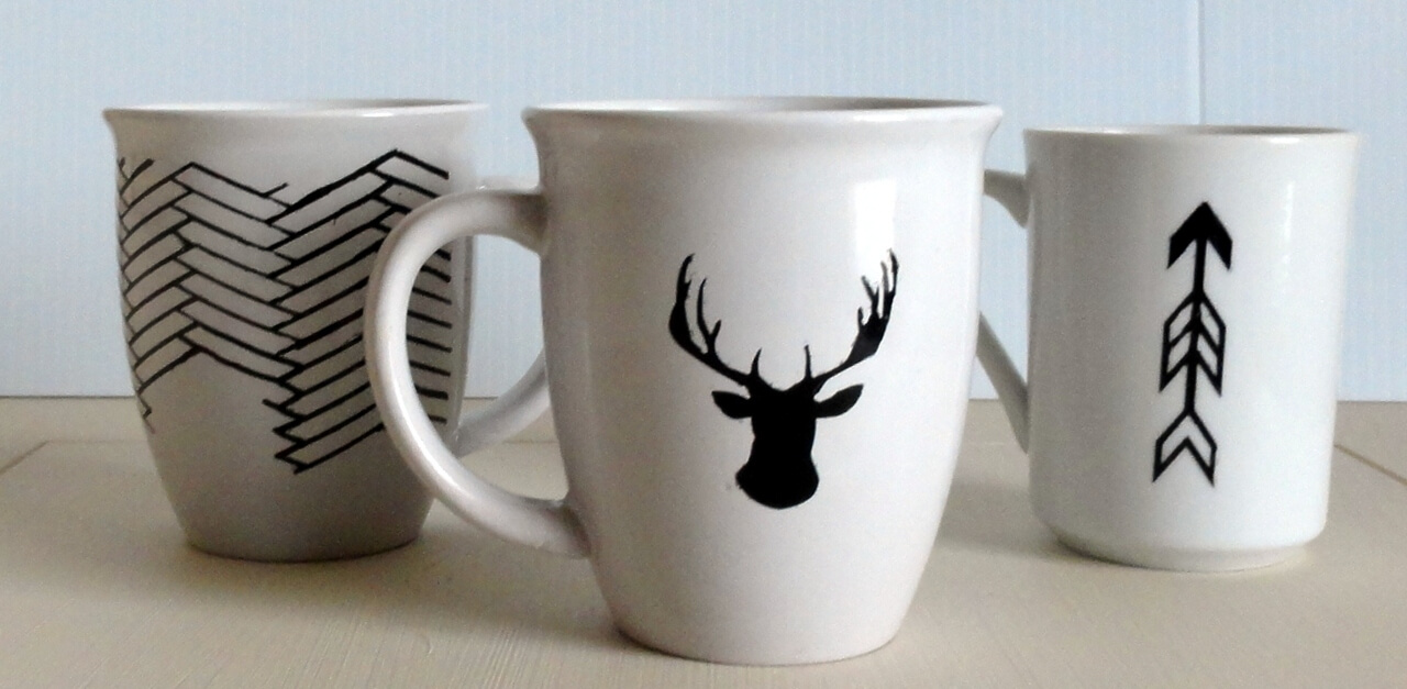 20 Cool DIY Sharpie Mug Ideas To Enhance Your Mugs