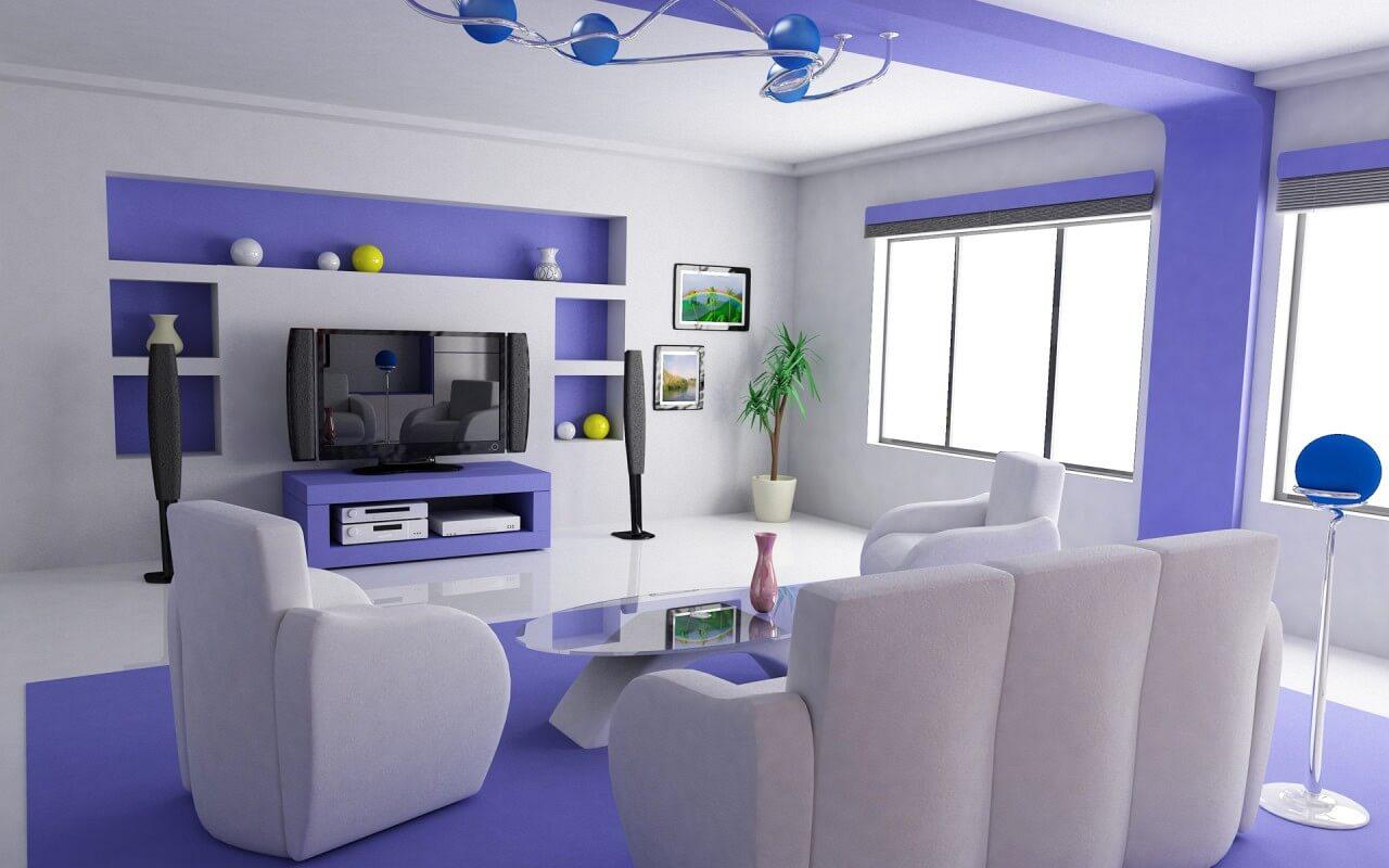 attractive interior designs for