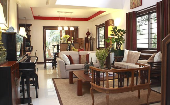 Attractive Interior Designs For Small Houses In The