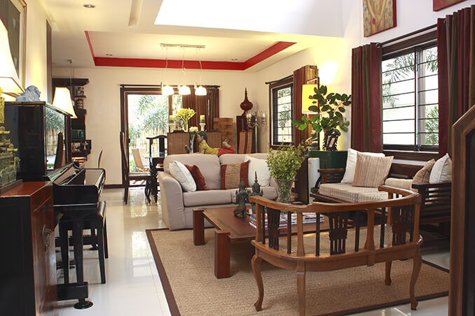 living room design 2018 philippines pictures of wall units attractive interior designs for small houses in the house