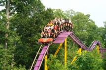 List Of 12 Rides Busch Gardens Williamsburg - Le