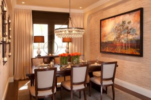 18 Transitional Dining Room Design Ideas For 2018   Live ...