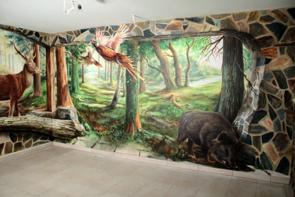17 Marvellous Wall Painting Ideas To Refresh Your Home