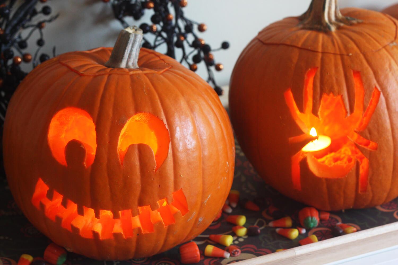 25+ Cute Pumpkin Ideas - Jack O Lantern Designs - Live Enhanced