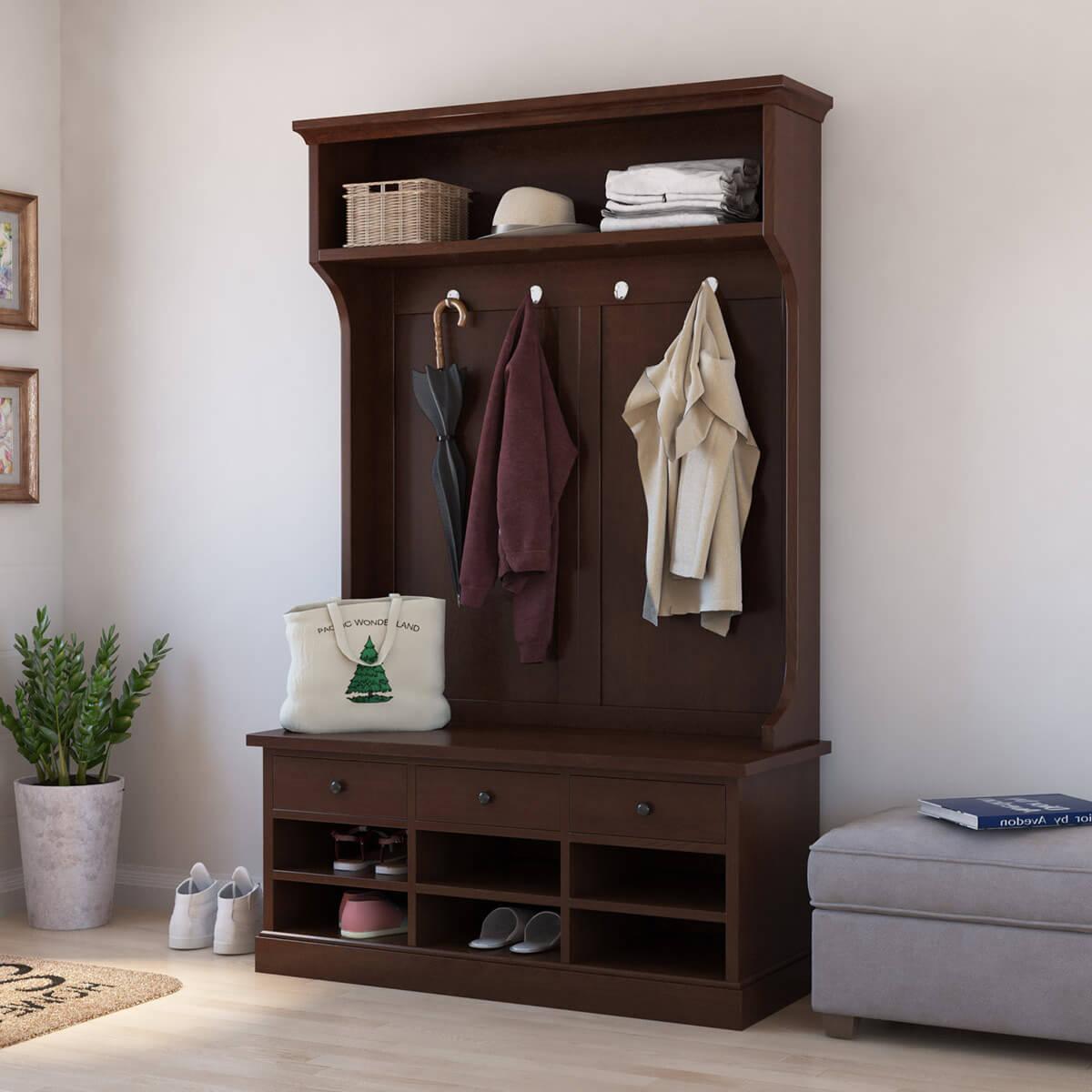 Mesmerizing Shoe Storage Cabinet and Racks Design