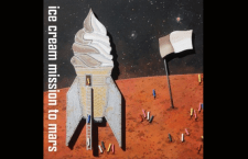 "New Track: Ice Cream Mission To Mars ""BrickStix"""