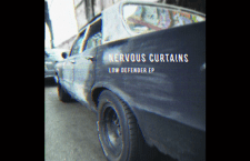 Nervous Curtains ' Low Defender' EP (Dreamy Life Records)