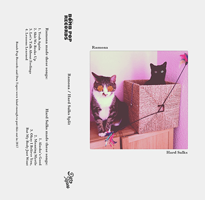 ramona-hard-sulks-split-ep