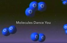 "Watch: Thollem ""Molecules Dance You"""