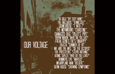 Label News: Girlsville Records To Release 'Our Voltage' Punk Compilation