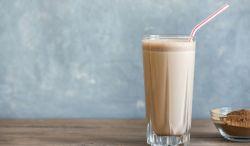 mass gainer shake homemade