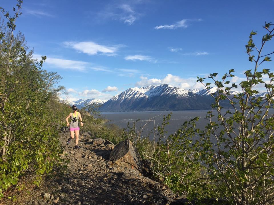 Turnagain Arm Trail, Anchorage, AK