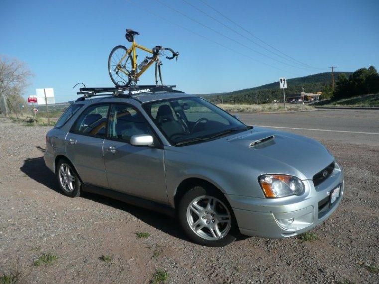 The 2004 Subaru WRX