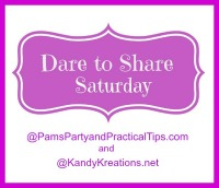 Dare to Share Blog Party