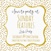 Sunday Features I love to Party Blog Party
