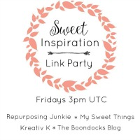 Sweet Inspiration Blog Party
