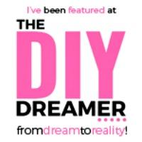 DIY Dreamer Blog feature