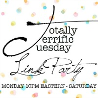 Totally Terrific Tuesday blog party