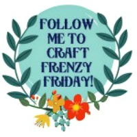Craft Frenzy Friday Blog Party