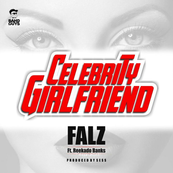 falz - celebrity girlfriend