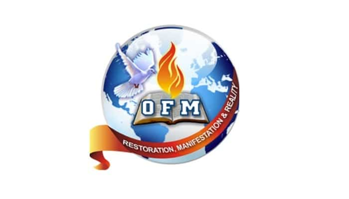 Omega Fire Ministries live service