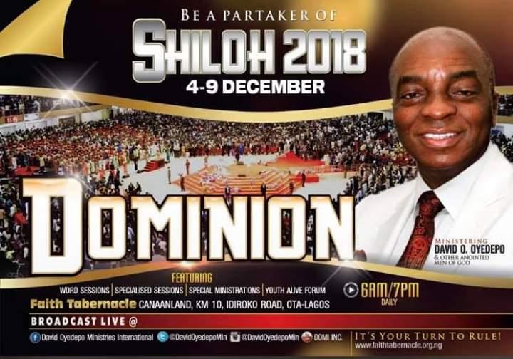 Shiloh 2018 Live Stream