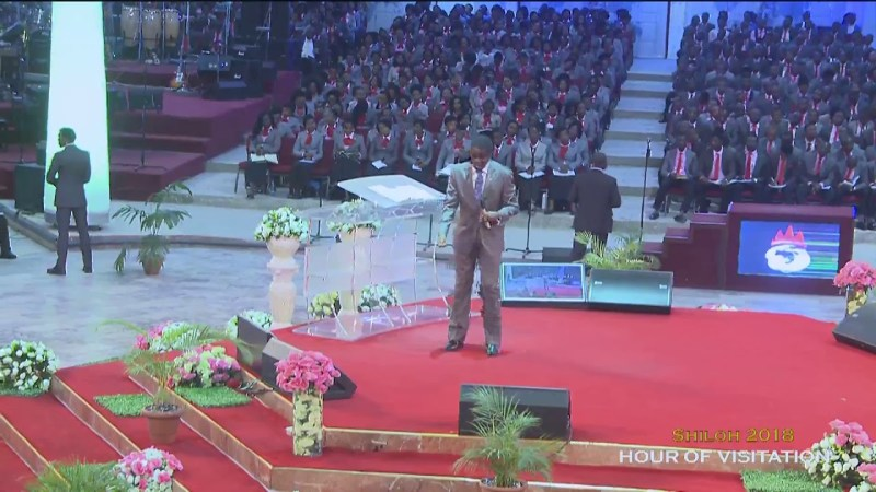 Shiloh 2018 hour of visitation day 3