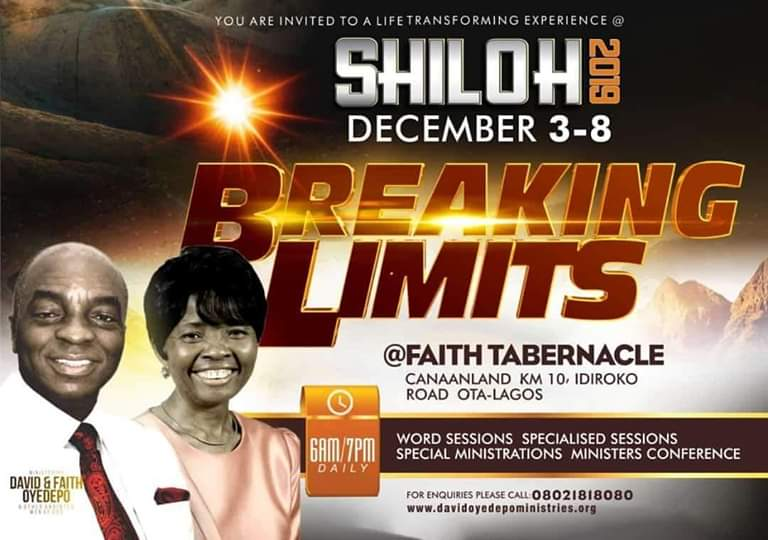 shiloh 2019 live streaming