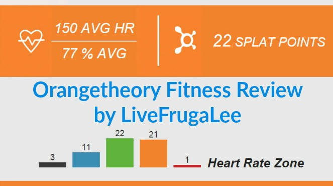 Orangetheory Fitness Review by LiveFrugaLee