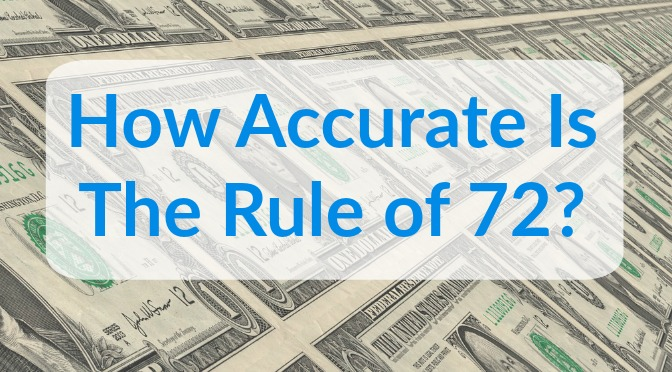 How Accurate is the Rule of 72?
