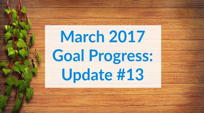 march 2017 update