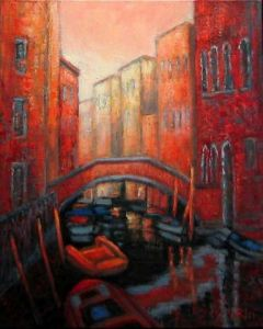 Peinture pont sur LiveGalerie