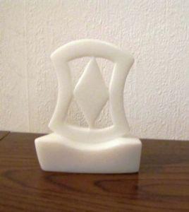 Sculpture abstrait sur LiveGalerie