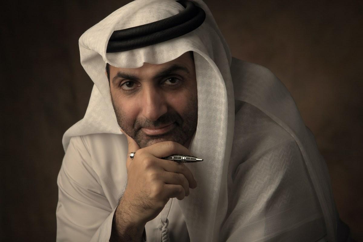 Abdulaziz Al Nuaimi, The Green Sheikh