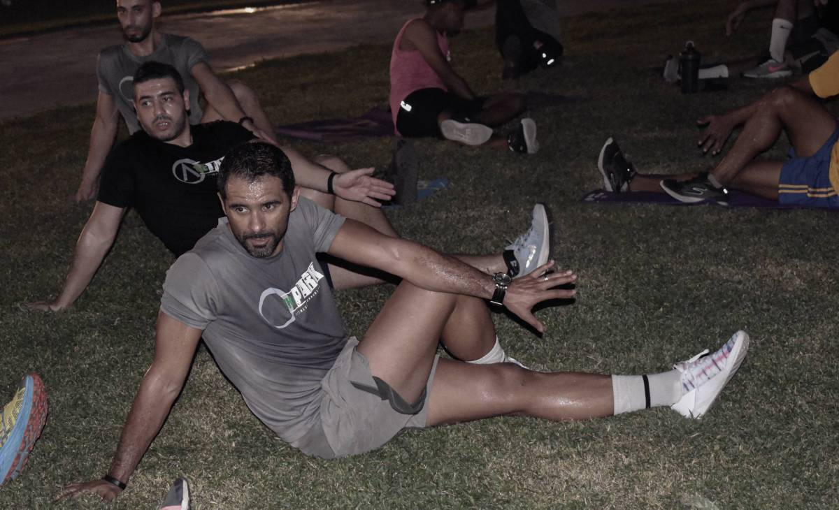Dubai free workouts