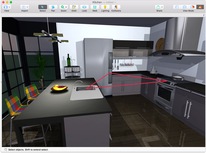 Live Home 3D  How to Design a Kitchen