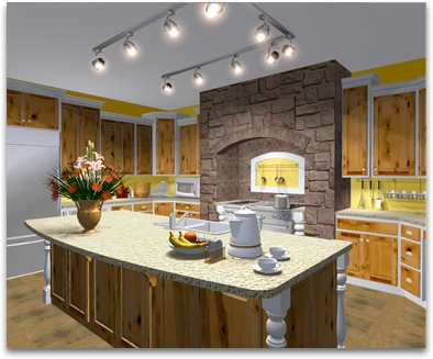 kitchen track lighting fixtures tiles backsplash live home 3d — interior tips: task