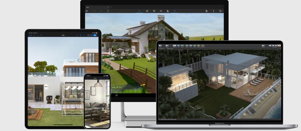 Neither the interior nor exterior should be neglected. Live Home 3d Home Design App For Windows Ios Ipados And Macos