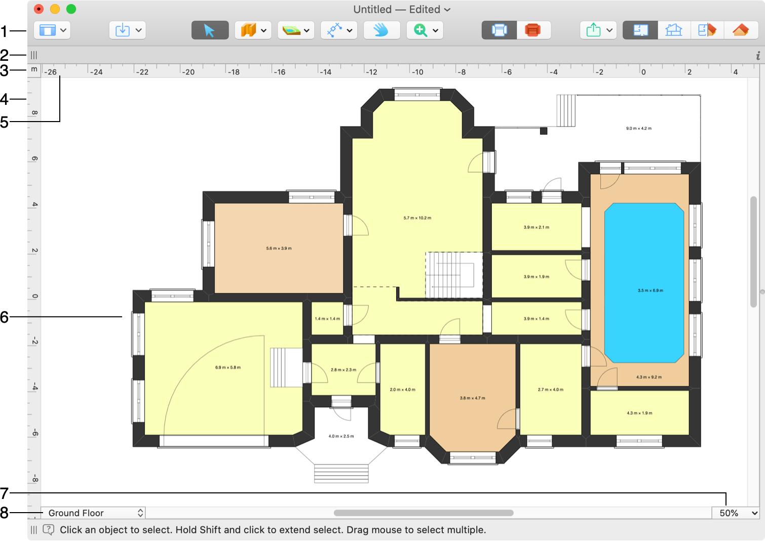 35 Ideas For Drawing 3d Shapes From Plans And Elevations